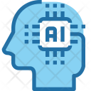 Artificial Intelligence Cpu Icon