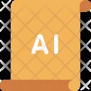 Ai Adobe Illustrator Icon