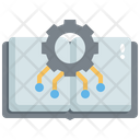 Ai Book Configuration Icon