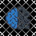 Artificial Creative Intelligence Icon