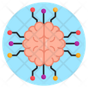 Deep Learning Ai Brain Artificial Intelligence Icon
