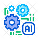 Artificial Intelligence Ai Icon