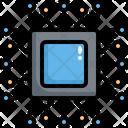 Chip Cup Processor Icon