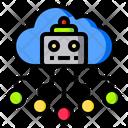 Ai Cloud Icon