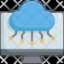 Ai Cloud Computing Icon