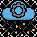 Cloud Ai Artificial Icon