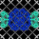 Ai Code Icon