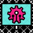 Ai Configuration Icon