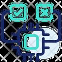 Ai Decision Maker Icon