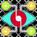Vision Data Technology Icon