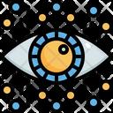 Vision Eye Digital Icon