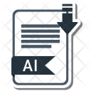 Ai file Icon