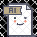Ai File File Ai Icon