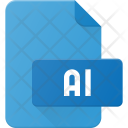 Adobe Illustrator Ai Icon