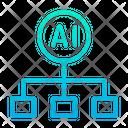 Ai Flow Icon