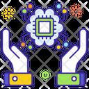 AI Healthcare Icon
