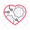 Ai Heart Icon