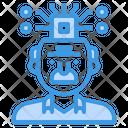 Ai Human Icon