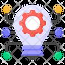 Ai Idea Generation Icon