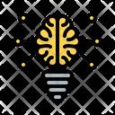 Ai Invention Creativity Innovation Icon
