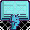 Ai Knowledge Ai Book Icon
