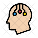 Mind Artificial Intelligence Icon