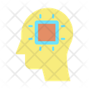 Ai Mind Chip Icon