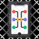 Ai Mobile Icon