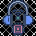 Ai Music Online Music Headphone Icon