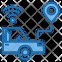 Safe Driving Architecture Intelligen Icon