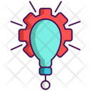 Ai Research Creative Intelligence Idea Icon