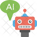 Ai Robot Artificial Icon