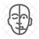 Ai Robotic Icon