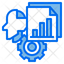 File Gear Robotic Icon