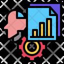 Ai Robotic Graph File Icon