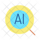Ai Search Icon