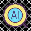 Isearch Ai Ai Search Search Ai Icon