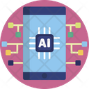 Artificial Intelligence Ai Robot Icon