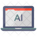 Ai Artificial Intelligence Futuristic Technology Icon
