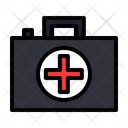 Aid Kit Briefcase Icon