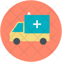 Aid Van Ambulance Icon