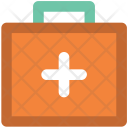 Aid Kit First Icon