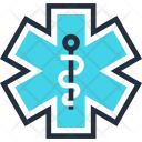 Aid Cross Healthcare Icon