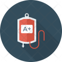 Aid Bank Blood Icon