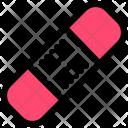 Aid Band Bandage Icon