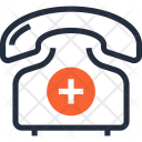 Aid Assistance Call Icon