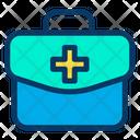 First Aid Kit Kit Medical Kit Icon