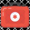 First Aid Kit Aid Kit Medical Bag Icon