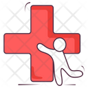 Aid Sign Icon