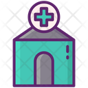 Aid Station Medical Station Medical Icon